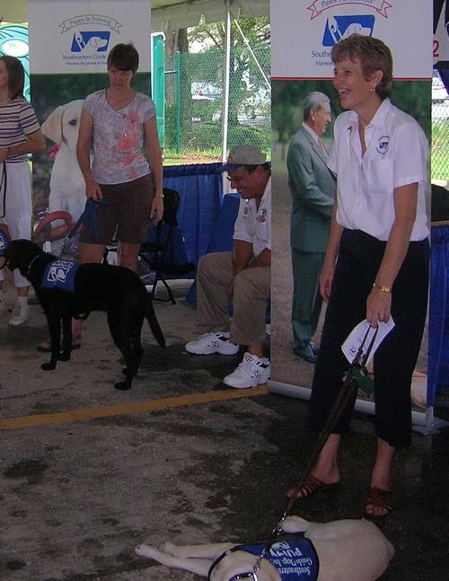 Southwestern Guide Dogs - Cigar Artisans 2007