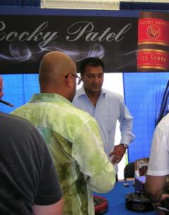 Cigar Artisans 2007 - Rocky Patel