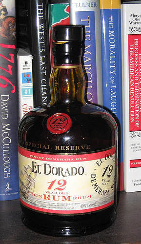 El Dorado 12 Year Old Special Reserve