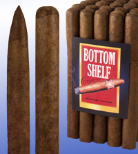 Bottom Shelf cigars
