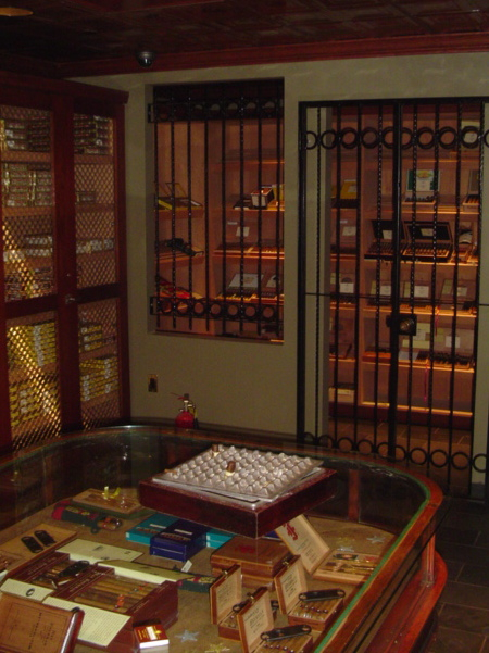 Nat Sherman Walk-In Humidor