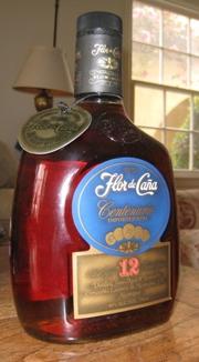 Flor de Cana Centenario Rum