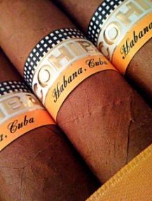 Havana Cohibas