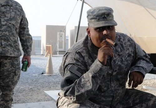 Cigars for Troops