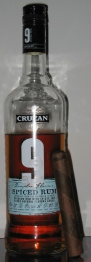 Cruzan 9 Spiced Rum