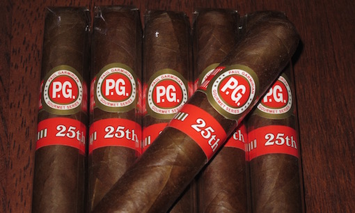 PG Cigars 25th