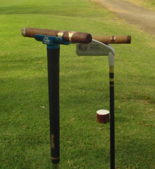 Puff Caddie (left) and Cigar Wedge (right)