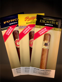 Partagas, Hoyo, Punch solo pack
