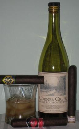 Corner Creek Reserve Bourbon