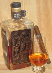 Orphan Barrel Lost Prophet Bourbon
