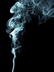 smoke-plume